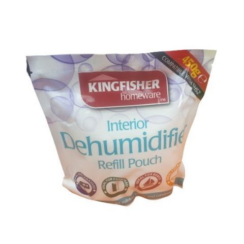 450g Refill Pouch DHSRF For DHS2 Dehumidifer Kingfisher Home